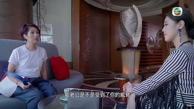于淼於《多功能老婆》拆散楊千嬅與黃浩然家庭,被稱為「最強小三」。