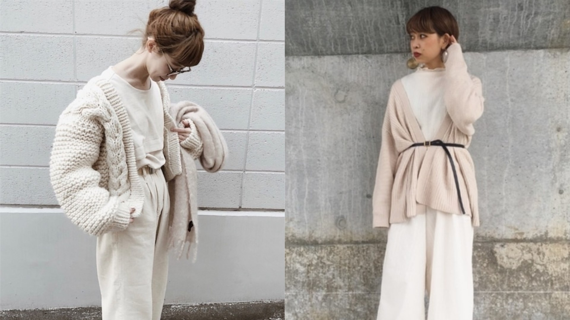 想營造好感氣息就看這!一窺日本女生的白色系衣著穿搭術