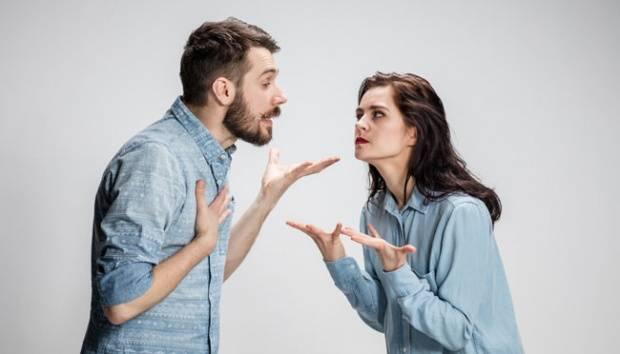 Ilustrasi pasangan bertengkar. shutterstock.com