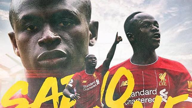 Liverpool FC - Sadio Mane