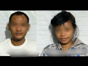 Sepasang Kekasih Ditangkap di Makassar, Ini Kasusnya