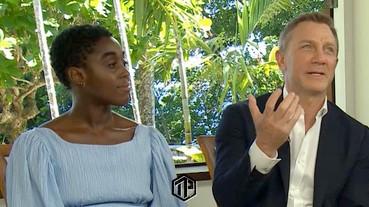 Lashana Lynch或成為第一位飾演 007 的黑人女星!