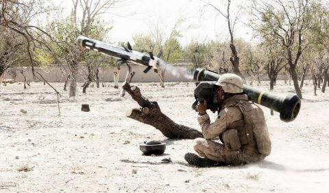 Inilah Javelin, Rudal Anti-Tank yang Digunakan Ukraina Melawan Rusia
