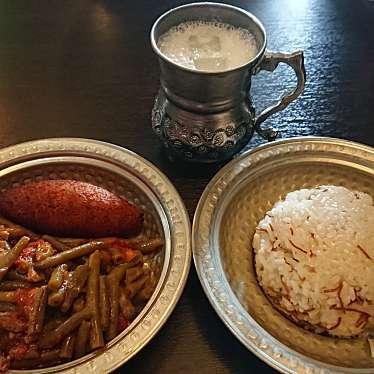 クルド家庭料理 手芸カフェ メソポタミアのundefinedに実際訪問訪問したユーザーunknownさんが新しく投稿した新着口コミの写真