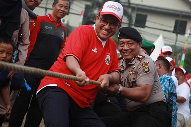 Anies heran Bekasi dan Depok ingin gabung dengan Jakarta