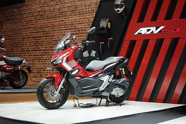 Honda ADV 150 muncul resmi di GIIAS