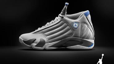 """新聞速報 / Air Jordan 14 Retro """"Sport Blue"""""""