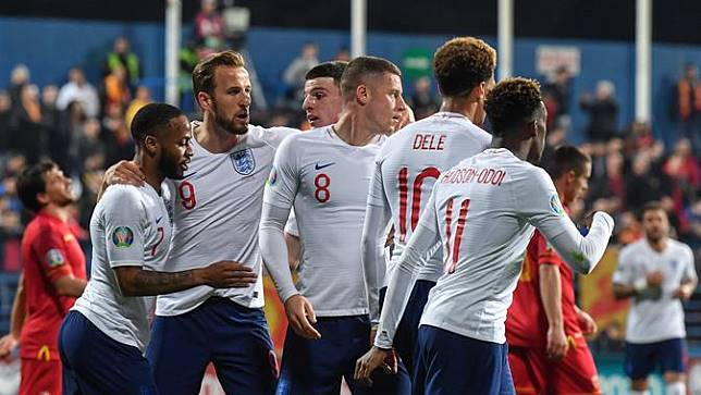 Kemenangan Manis Timnas Inggris