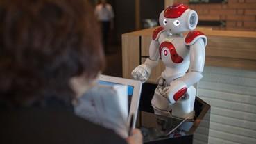 日本高科技的機器人飯店正式開幕 不到長崎住一晚嗎?