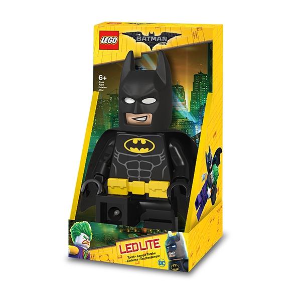 LEGO蝙蝠俠電影系列趣味造型的手電筒, 大人小孩皆適合!!夜間戶外活動,停電臨時照明,或是燈光不足時居家旅遊皆非常適合,讓您的照明更加方便有趣!商品規格:●本體需加裝3顆AA電池●產品重量約為250