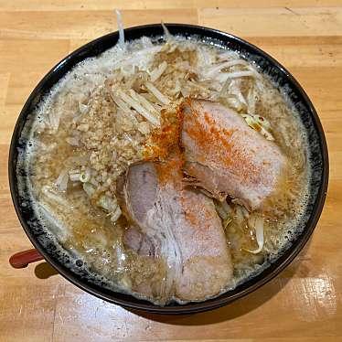 中野屋らーめんTHE JIRO京都駅前店のundefinedに実際訪問訪問したユーザーunknownさんが新しく投稿した新着口コミの写真