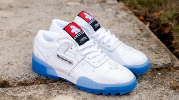 新聞分享 / 他對鞋履文化的貢獻 值得 Reebok 為其推出親友限定款