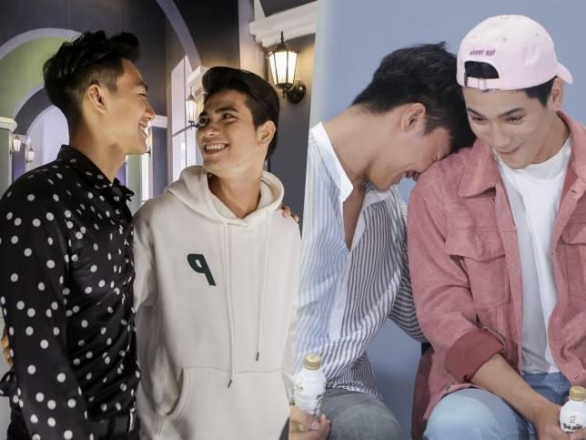 Tuấn Kiệt – Mạc Trung Kiên: Cặp đôi đam mỹ 'bất đắc dĩ' của The Face 2018?