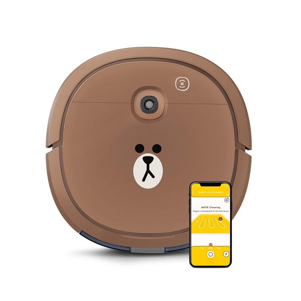 【現折$1100+點數最高23%】科沃斯ECOVACS DEEBOT U3 LINE FRIEDNS聯名熊大掃地機器人