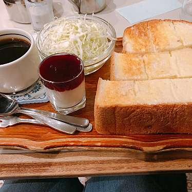 実際訪問したユーザーが直接撮影して投稿した新宿カフェらんぶるの写真