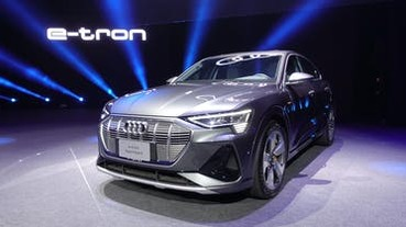醞釀兩年,奧迪純電車 e-tron 終於正式在台上市 304 萬起!