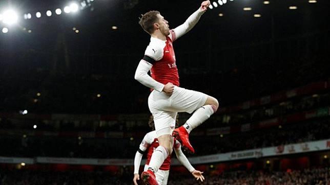 Gaet Ramsey, Juventus Lanjutkan Tradisi Boyong Bintang Gratisan