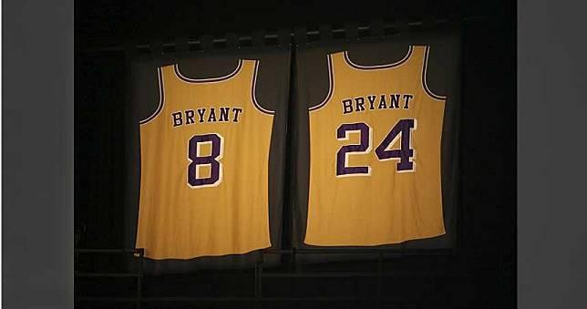 庫班致敬Kobe Bryant 決定退休獨行俠24號球衣