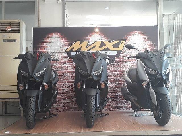 Yamaha XMAX di Yogyakarta