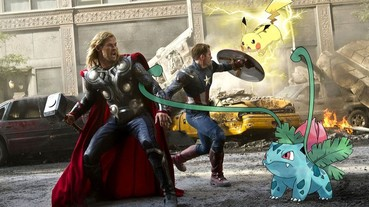 當《Pokemon》溶入 8 大好萊塢電影? 網友:根本毫無違和感...