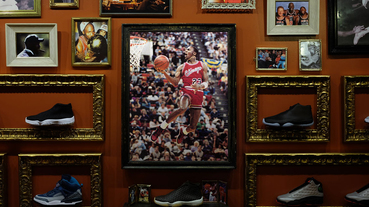 新聞速報 / The Jordan Brand Legacy Club 主題展覽
