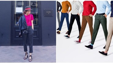 買褲子送襪子!UNIQLO 推出全新顯腿長、易整燙九分褲系列,打造秋冬九分時尚
