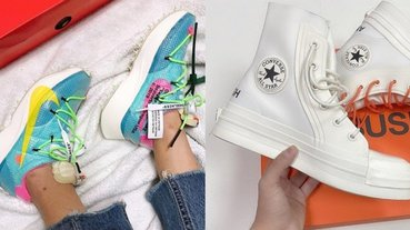 Converse、Off-White⋯回顧 2019 年 10 雙超燒「話題女鞋」妳鞋櫃裡有哪幾雙?