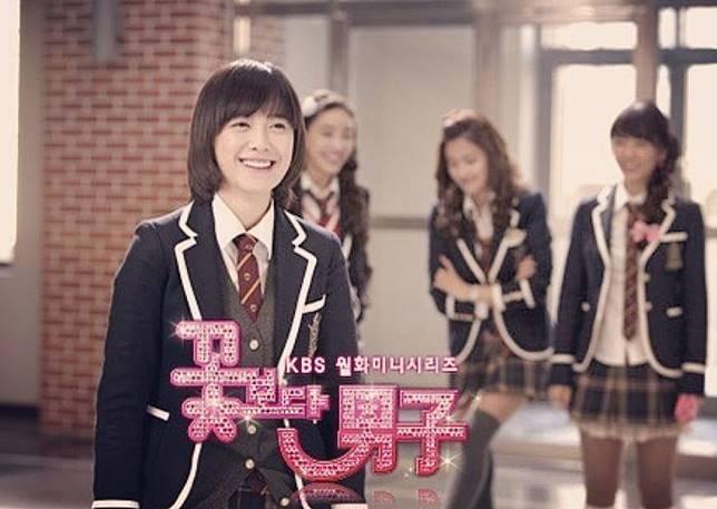 具惠善因出演韓版《流星花園》女主角杉菜走紅。