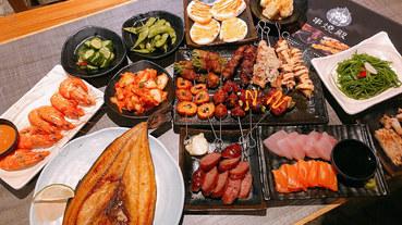 西門町 吃到飽-串燒殿-日式居酒屋料理-台北吃到飽推薦