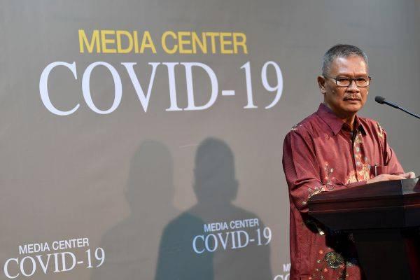 Update Covid-19: 1.790 positif,  112 sembuh, 170 meninggal