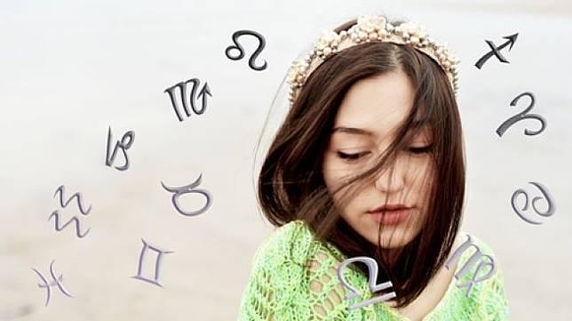Ilustrasi horoskop, zodiak dan astrologi. (Shutterstock)