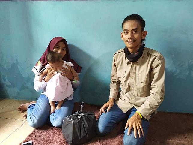 Kena PHK Dari Dampak Corona, Warga di Kota Serang Tak Bisa Beli Susu Untuk Anaknya