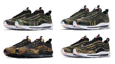 新聞分享 / 各國迷彩風注入 Nike Air Max 97 'Country Camo'