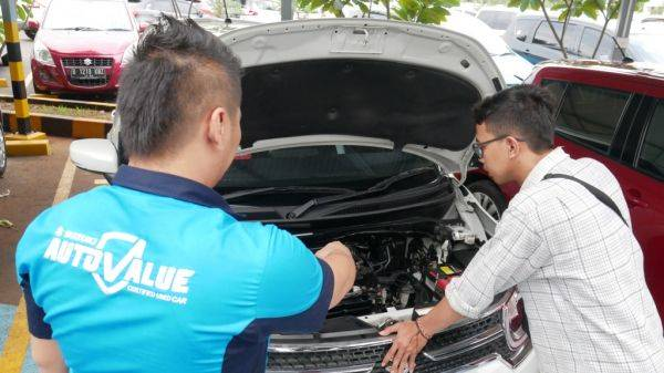 Program Auto-Value Suzuki Indonesia