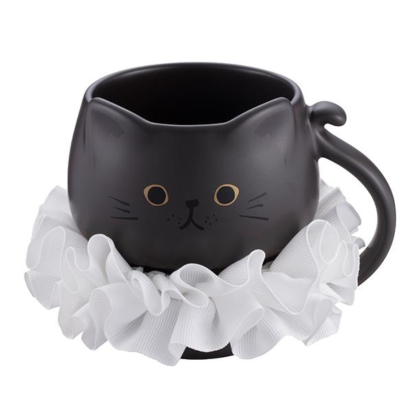 星巴克黑貓公爵馬克杯 【康是美】