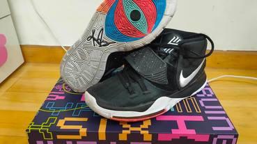 網友 蔡孟翔 鞋評 / Nike Kyrie 6