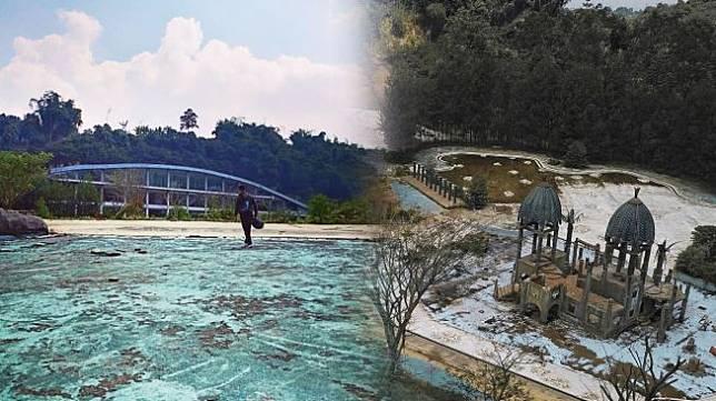 w644 - Potret Suram Kampung Gajah, Wahana Bermain yang Kini Terlupakan
