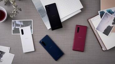 Sony Xperia 5 正式發表,延續 Xperia 1 攝影技術、十月在台推出