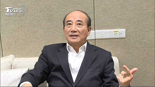 前立法院長王金平。圖/TVBS資料照