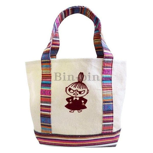 嚕嚕米 阿美中型手提袋/134-501