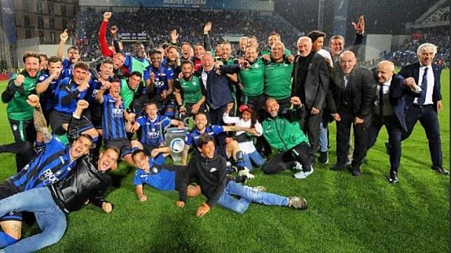Atalanta Rasakan Liga Champions setelah Lebih dari 1 Abad Berdiri