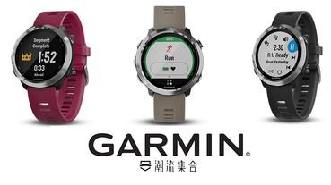 音樂與你的步伐同步!Garmin推出進階版GPS跑步腕錶Forerunner®645/645 Music!