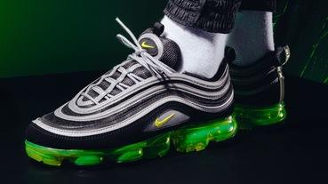 新聞分享 / 元組配色碰上新科技 Nike Air VaporMax 97 'Japan' 將於臺灣登場
