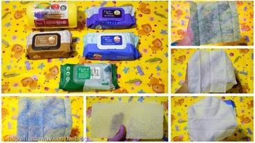 【分享】DailyWater菜瓜布濕紙巾與萬用紙抹巾系列產品,幫助家裡廚房浴室清潔打掃更簡單方便