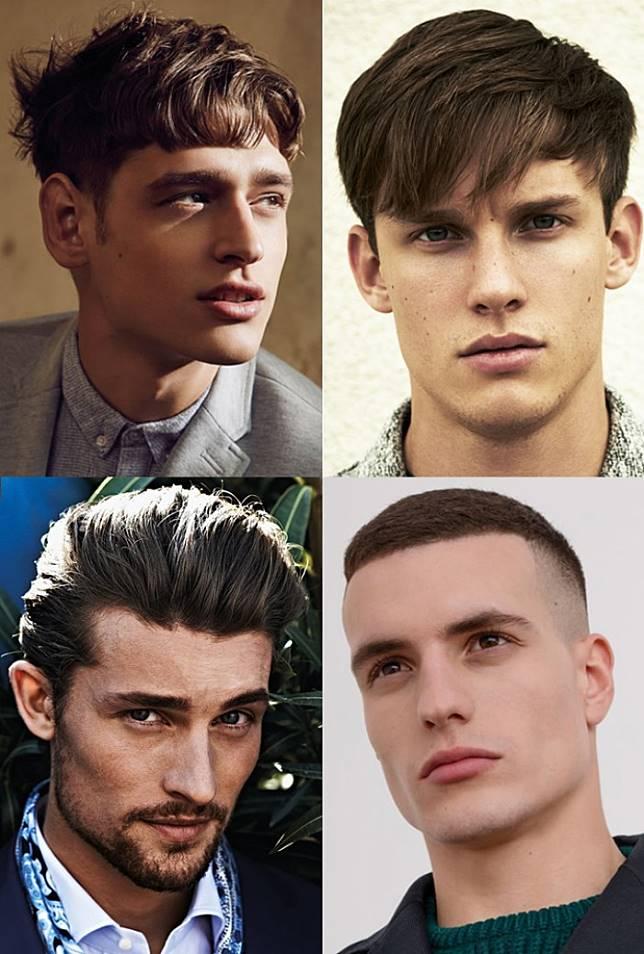 Potong Rambut Untuk Rambut Tipis Pria