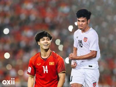 Công Phượng cảnh giác trước 'Ronaldo Myanmar'