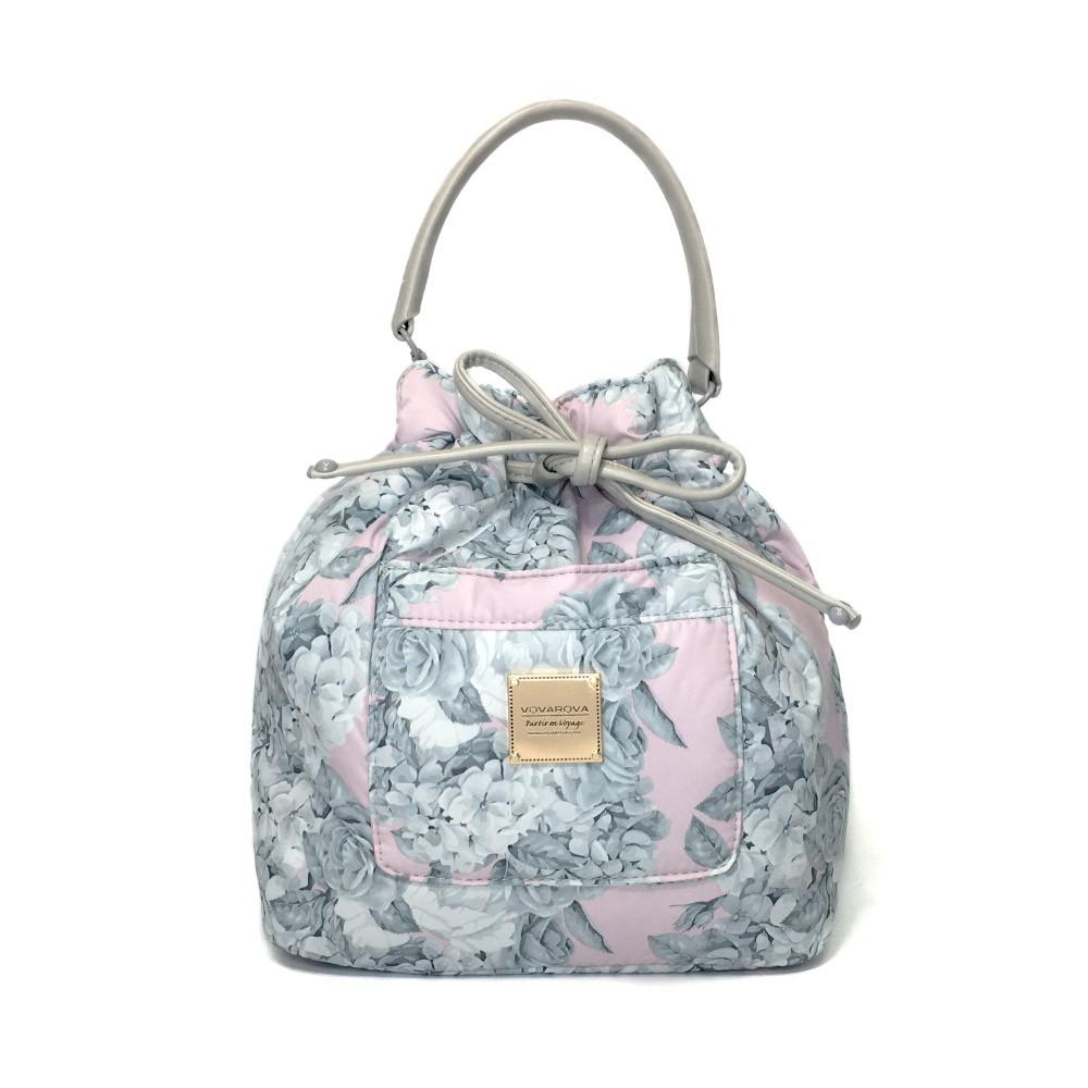 VOVAROVA空氣包-口袋水桶包-瑰麗(粉)
