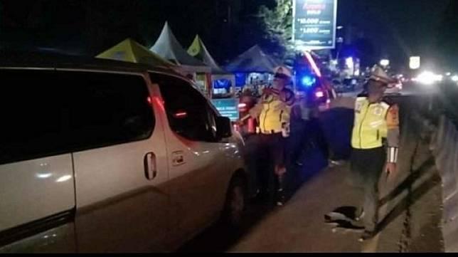 Sopir Travel Gelap Sempat Frustasi Hadapi Pemeriksaan Polisi