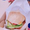 エッグバーガー - 実際訪問したユーザーが直接撮影して投稿した新宿ハンバーガーburger kitchen CHATTY CHATTYの写真のメニュー情報