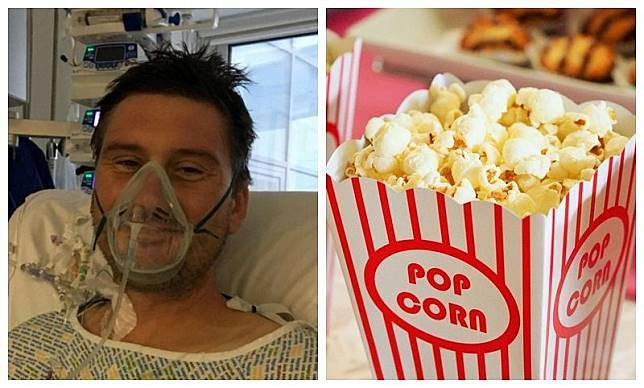 Gara-gara Congkel Popcorn dari Sela Gigi, Pria Ini Alami Gangguan Fatal